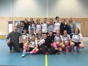 HSK Ladies teamweekend-game