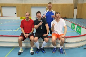 Team Suomi - Tournament Second place